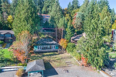 Bellevue WA Residential Lots & Land For Sale: $2,000,000