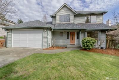 Tacoma Single Family Home For Sale: 3519 Inverness Dr NE