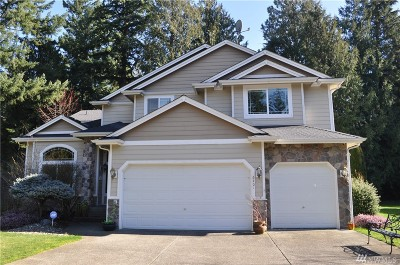Lake Tapps Single Family Home For Sale: 6401 179th Ave E