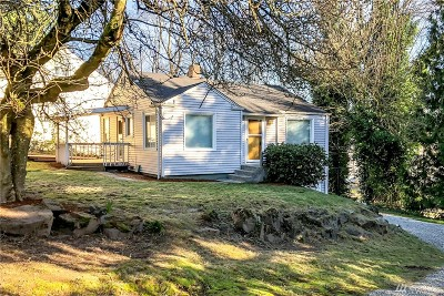 Seattle Single Family Home For Sale: 2608 S 110th St