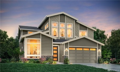 Bothell Single Family Home For Sale: 8803 NE 177th St #Lot10