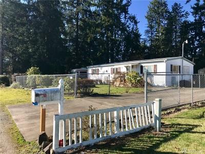 Bonney Lake WA Single Family Home For Sale: $195,000