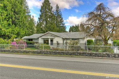 Single Family Home For Sale: 1210 68th Ave SE