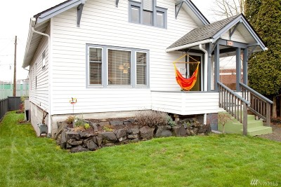 Tacoma Single Family Home For Sale: 647 N State St