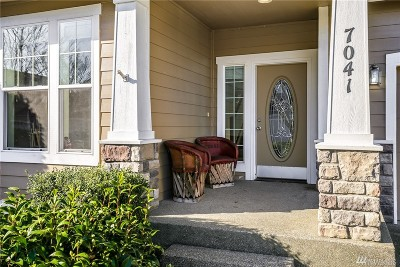 Thurston County Single Family Home For Sale: 7041 Compass St SE