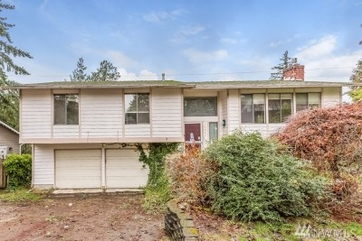 Woodinville Single Family Home For Sale: 14647 124th Place NE