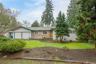 Puyallup Single Family Home For Sale: 6304 80th St E
