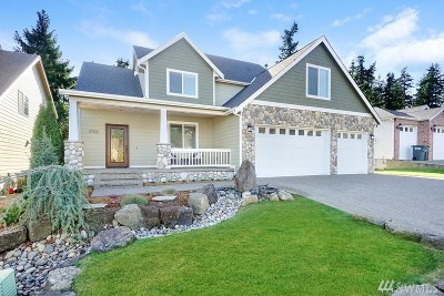 Gig Harbor Single Family Home For Sale: 3702 118th St Ct NW