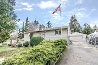 Burien Single Family Home For Sale: 2315 S 124th St