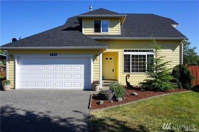 Sedro Woolley Single Family Home For Sale: 929 Summer Meadows Ct
