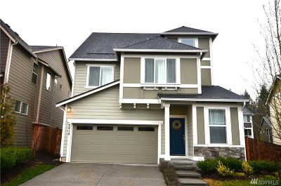 Snohomish Single Family Home For Sale: 2215 Cady Dr