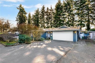 Renton Single Family Home For Sale: 4511 NE 17th St