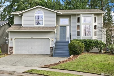 Bothell Single Family Home For Sale: 3422 200th Place SE