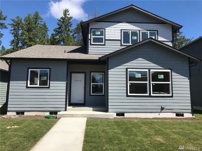 Mason County Single Family Home For Sale: 136 Basil Ave