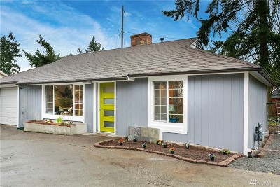 Shoreline Single Family Home For Sale: 1417 N 155th St