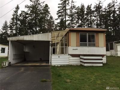 Oak Harbor Single Family Home For Sale: 1361 NE Goldie Rd #13