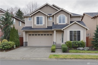 Bothell Single Family Home For Sale: 1520 170th Place SE