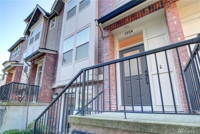 Issaquah Single Family Home For Sale: 1320 Chelsea Walk NE