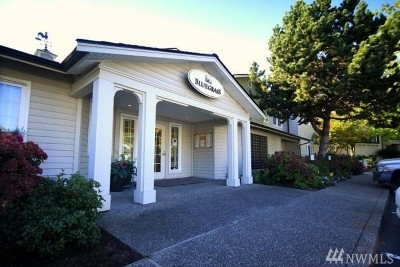 Everett Condo/Townhouse For Sale: 12404 E Gibson Rd #M104