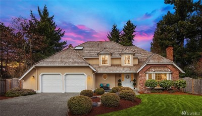 Bellevue Single Family Home For Sale: 17214 SE 46th Place