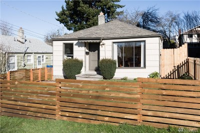 Seattle Single Family Home For Sale: 3520 SW Ida St