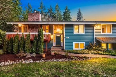 Woodinville Single Family Home For Sale: 15925 NE 153rd St