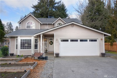 Thurston County Single Family Home For Sale: 820 Lacey St SE