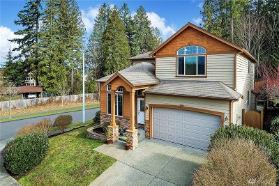 Bothell Single Family Home For Sale: 18609 13th Dr SE