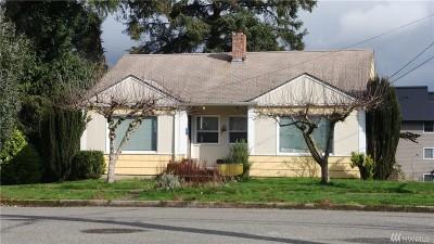 Thurston County Multi Family Home For Sale: 1124 Chestnut St SE