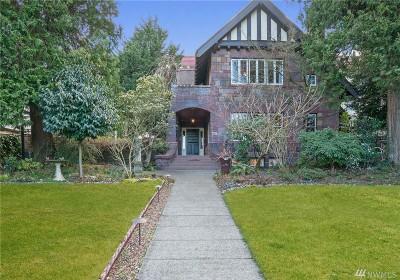 Tacoma Single Family Home For Sale: 908 N Yakima St