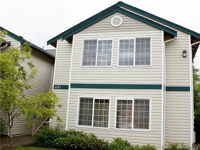 Bellingham Condo/Townhouse For Sale: 621 W Horton Wy #210