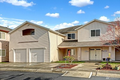 Sedro Woolley Condo/Townhouse Sold: 737 Cascade Palms Ct