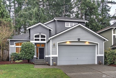 Issaquah Single Family Home For Sale: 4218 258th Ave SE