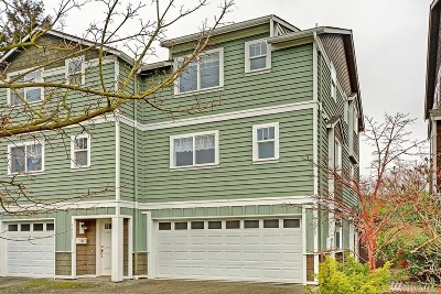Seattle Single Family Home For Sale: 5113 9th Ave NW