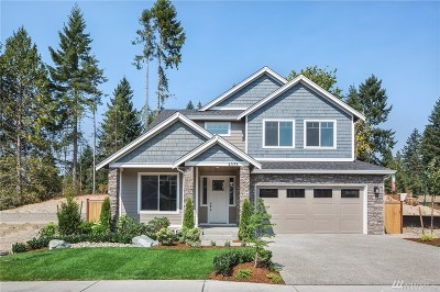 Gig Harbor Single Family Home For Sale: 7144 Teal Lp