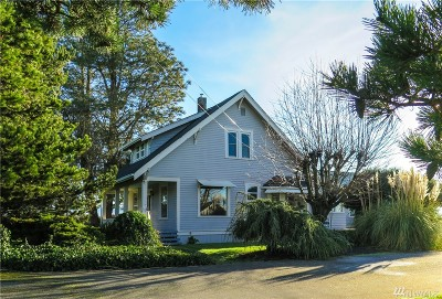 Mount Vernon Single Family Home For Sale: 15584 Fir Island Rd