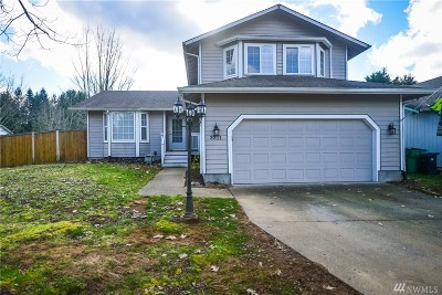 Thurston County Single Family Home For Sale: 3311 15th Wy SE