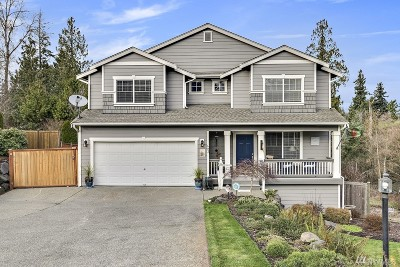 Edgewood Single Family Home For Sale: 602 122nd Av Ct E