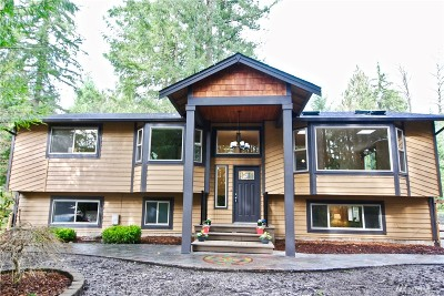 Maple Valley Single Family Home For Sale: 27422 SE 236th St