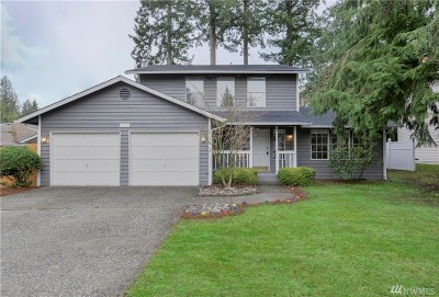 Snohomish Single Family Home For Sale: 13611 49th Ave SE