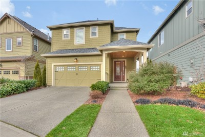 Issaquah Single Family Home For Sale: 1689 14th Place NE