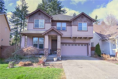 Thurston County Single Family Home For Sale: 2127 Newport St NE