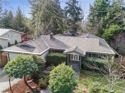 Bellevue Single Family Home For Sale: 6725 121st Ave SE