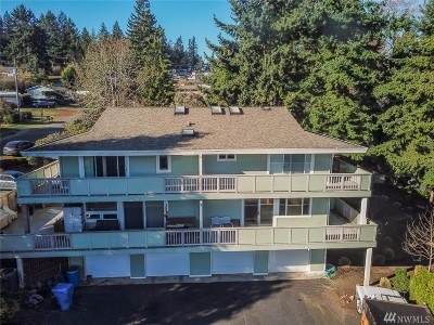 Gig Harbor Condo/Townhouse For Sale: 2801 61st St Ct NW #B