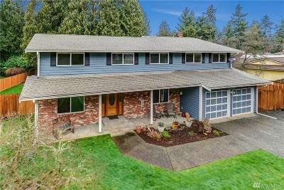 Auburn Single Family Home For Sale: 13424 SE 342nd St