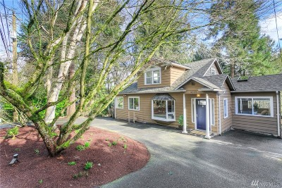 Single Family Home For Sale: 9220 45th Ave NE