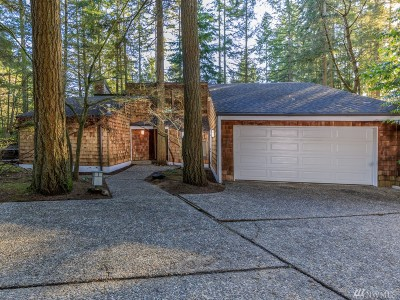 Woodinville Single Family Home For Sale: 17927 194th Ave NE