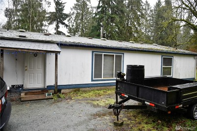 Snohomish Single Family Home For Sale: 1721 155th Ave SE