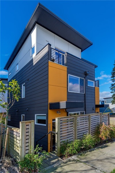 Single Family Home For Sale: 6545 34th Ave SW #A