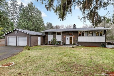 Kenmore Single Family Home For Sale: 20215 73rd Ave NE